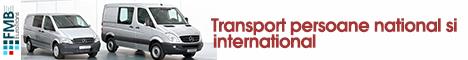 firma transport persoane