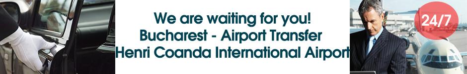 Bucharest Airport Transfer Shuttle Service